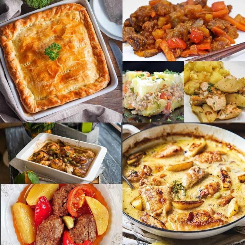 7 ужинов: постное меню на эту неделю