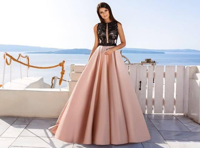 Платье на выпускной бал в школе: 2021 год