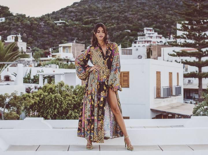 Пляжная женская одежда Paper London весна-лето 2021